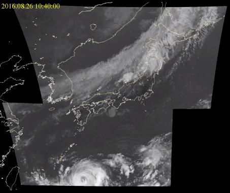 台風10号の可視画像_08261004